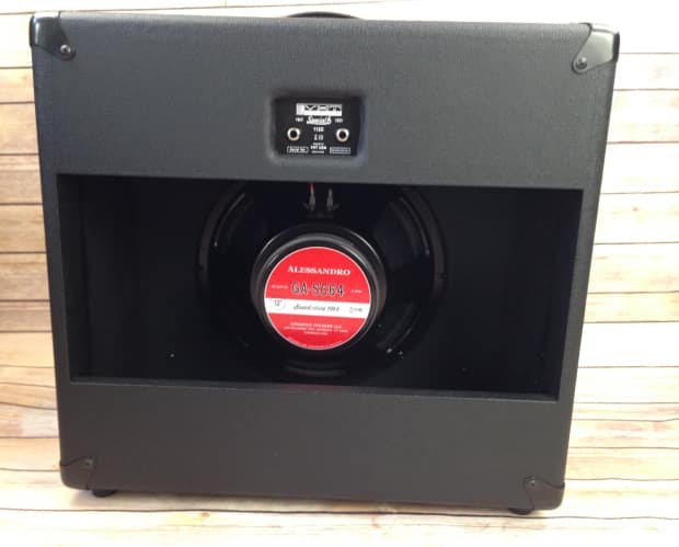 Vht 1x12 Cabinet Loaded W Eminence 40w Alessandro Reverb