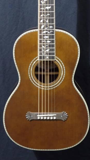 washburn r320swrk vintage parlor acoustic guitar case reverb. Black Bedroom Furniture Sets. Home Design Ideas