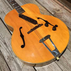 Gibson ES-300 Electric Archtop 1940 Natural image