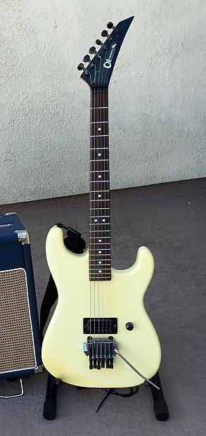 Charvel Model 2 1986 Blonde