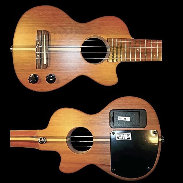 teton steu102c concert electric solid body ukulele w jacks reverb. Black Bedroom Furniture Sets. Home Design Ideas