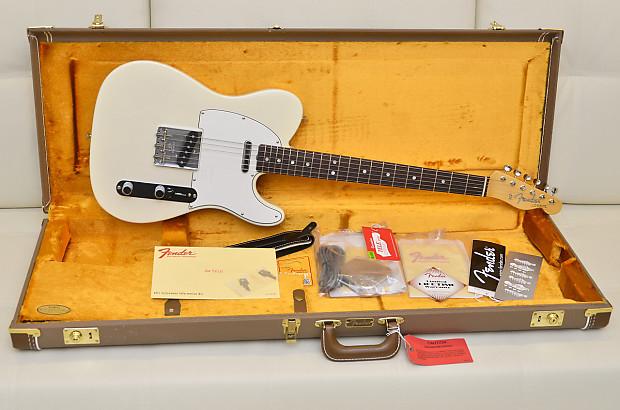 fender american vintage 39 64 telecaster 1964 aged white blonde reverb. Black Bedroom Furniture Sets. Home Design Ideas