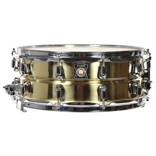Reverb Yamaha Brass Gold Snare