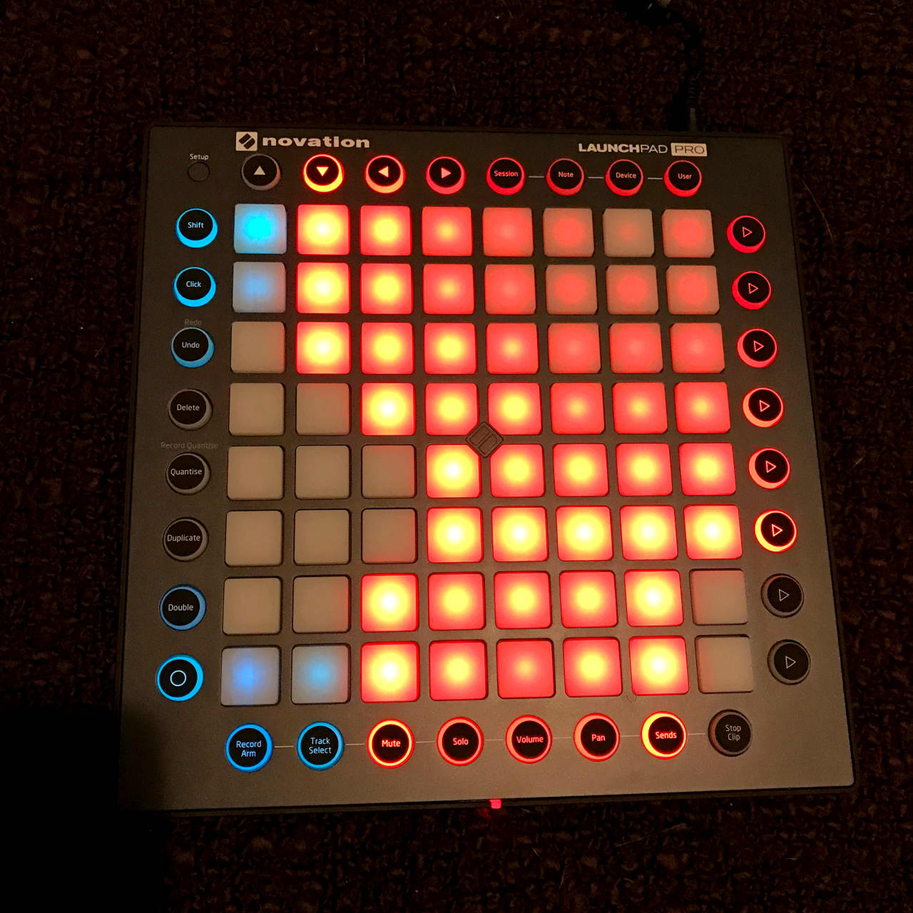 Novation Launchpad Pro 2016 in Excellent Shape!   Reverb