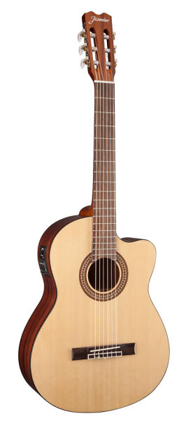 jasmine by takamine jc25ce nat acoustic electric cutaway classical guitar reverb. Black Bedroom Furniture Sets. Home Design Ideas