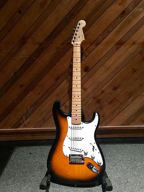Fender American Standard Stratocaster 2000 Natural Burst