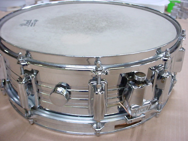 Pearl B4514 Snare Drum : pearl b4514 deluxe snare cob brass 5x14 snare 1970 39 s chrome reverb ~ Vivirlamusica.com Haus und Dekorationen