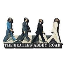 Beatles Abbey Road Magnet image