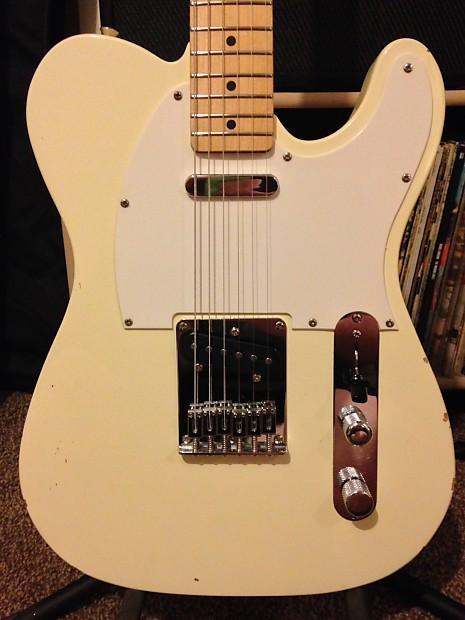 Fender Squier Affinity Telecaster Arctic White
