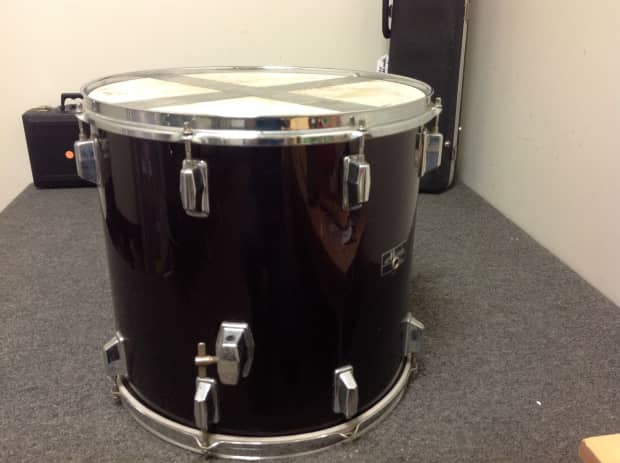 pearl maxwin 16 head x 15 depth floor tom wine red reverb. Black Bedroom Furniture Sets. Home Design Ideas