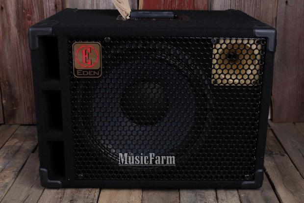 david eden d112xst8 electric bass guitar speaker cabinet 300 watt amp cab bstock reverb. Black Bedroom Furniture Sets. Home Design Ideas
