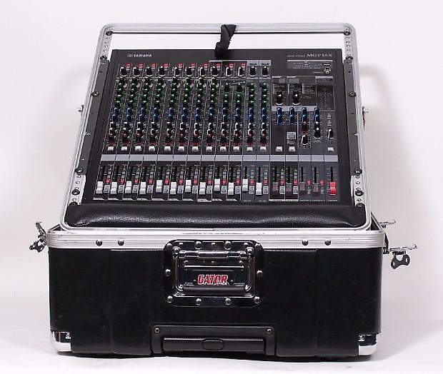 yamaha mgp series mgp16x 16 channel 4 bus mixer w rolling