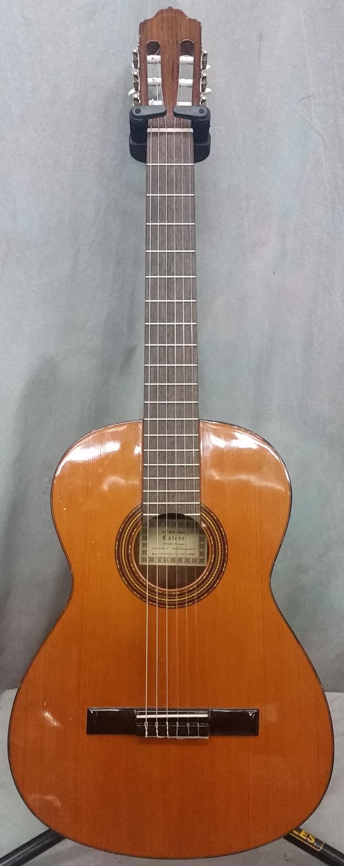 esteve classical nylon acoustic guitar 1998 natural reverb. Black Bedroom Furniture Sets. Home Design Ideas