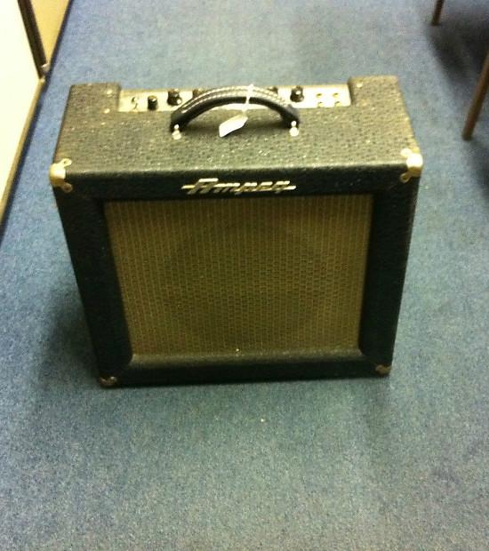 Clean Tube Amp : ampeg m 12 tube guitar amp clean vintage 1960 39 s reverb ~ Hamham.info Haus und Dekorationen