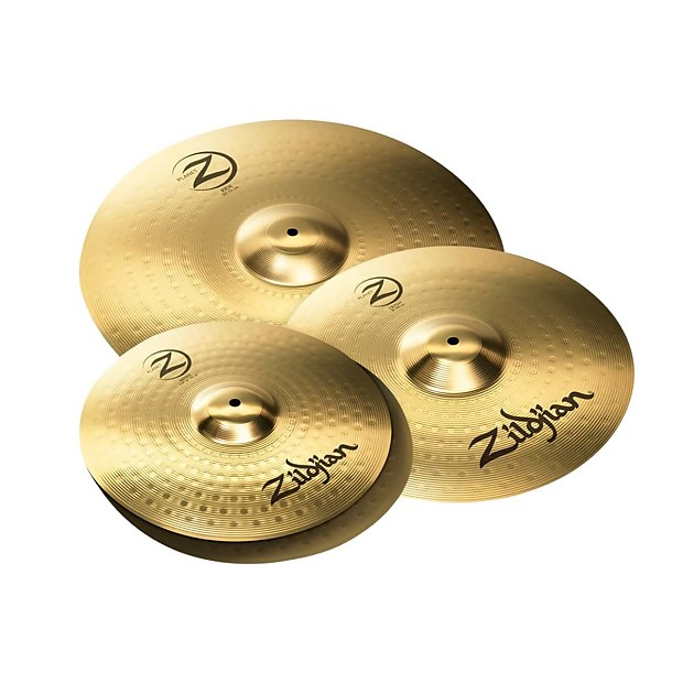 zildjian planet z cymbal pack plz4pk reverb. Black Bedroom Furniture Sets. Home Design Ideas