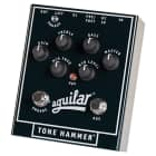 Aguilar Tone Hammer 3-Band Preamp/DI Overdrive Bass Effect Pedal image