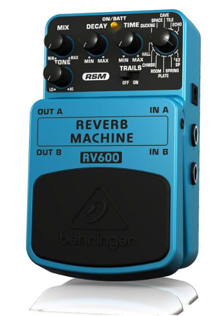 reverb machine