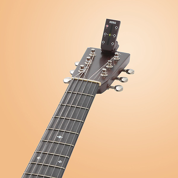 korg headtune clip on guitar tuner ht g2 acoustic style new reverb. Black Bedroom Furniture Sets. Home Design Ideas