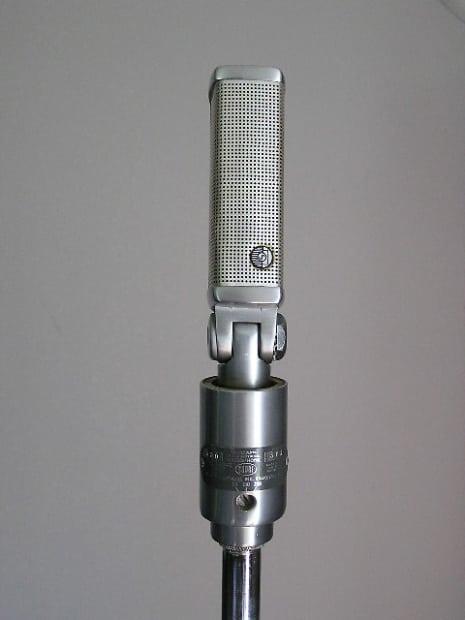 Shure 330 Uni Ron Ribbon Microphone Reverb