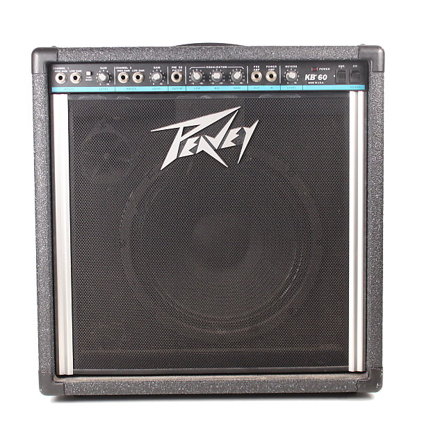 Bass Guitar Through Keyboard Amp : peavey kb 60 keyboard bass guitar combo amp reverb ~ Russianpoet.info Haus und Dekorationen