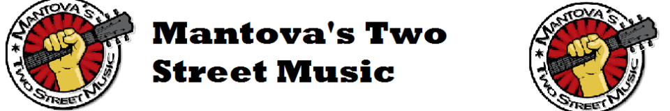 Mantova's Two Street Music