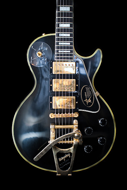 2008 gibson les paul jimmy page custom vos black beauty reverb. Black Bedroom Furniture Sets. Home Design Ideas