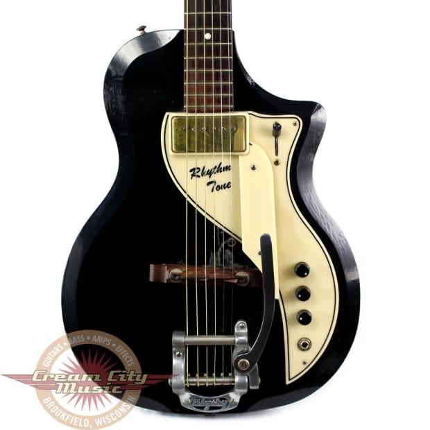 vintage 1961 tonemaster rhythm tone electric guitar reverb. Black Bedroom Furniture Sets. Home Design Ideas