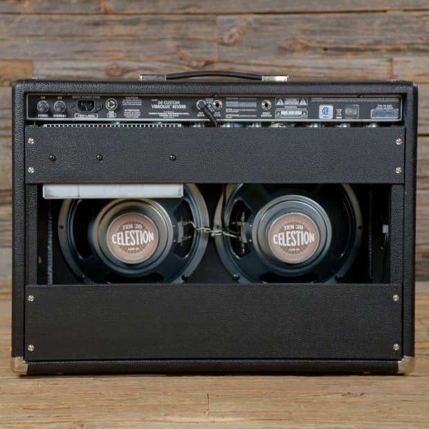 Vintage Vibrolux Reverb 92