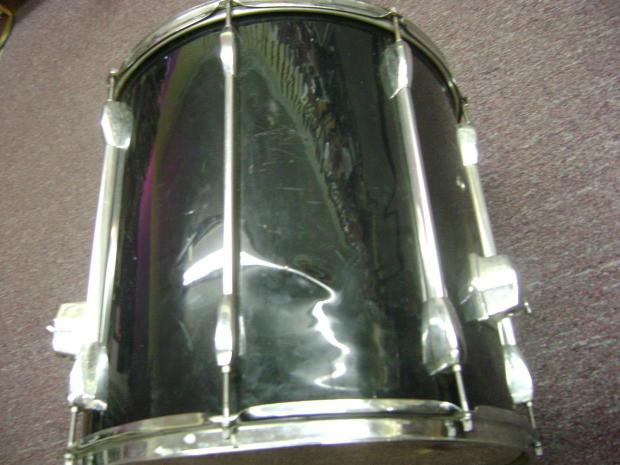 Pearl export series 16 floor tom drum black as is reverb for 16 floor tom drum