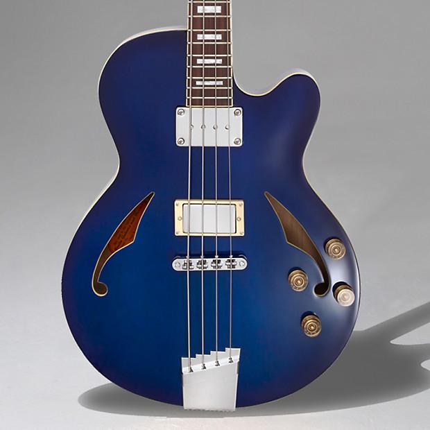 italia torrino blue hollow body bass guitar reverb. Black Bedroom Furniture Sets. Home Design Ideas