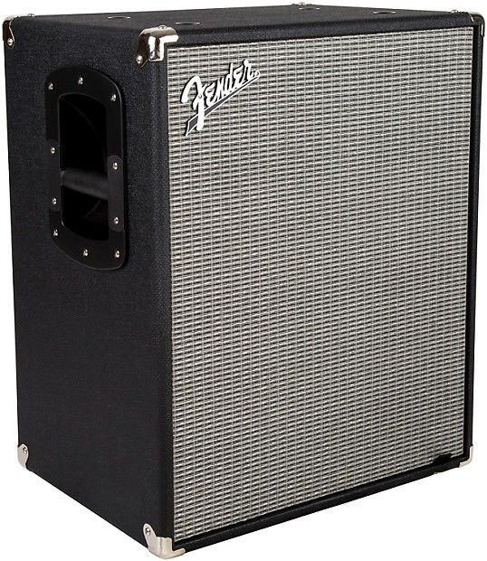 Fender Rumble 210 2x10 Quot 700 Watt Bass Cabinet Reverb