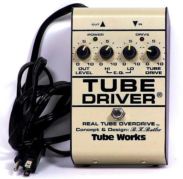 bk butler Tube Works Tube Driver 4 Knob Version in Box ...