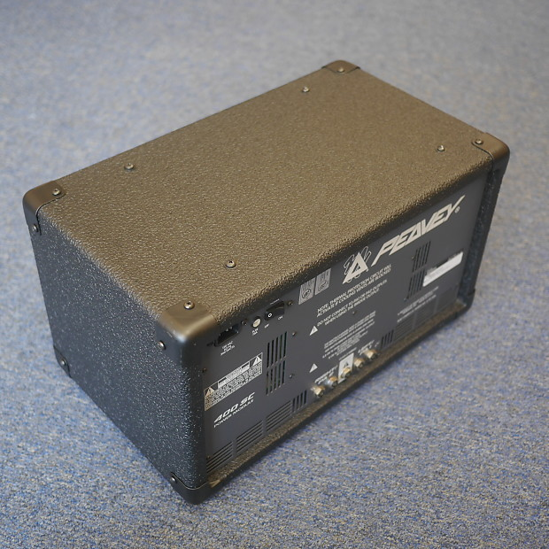 Peavey Xr684 Powered Mixer Reverb