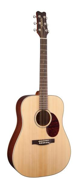 jasmine by takamine jd37 nat solid top dreadnought acoustic guitar natural reverb. Black Bedroom Furniture Sets. Home Design Ideas