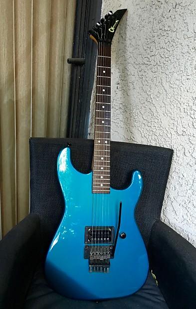 Charvel Model 2 1986 Blue