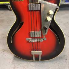 Wilco Loft Sale - Jolana Basso bass 1961 owned by Jeff Tweedy image