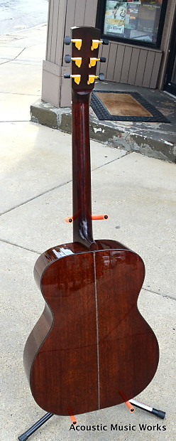 Wood Torrefaction Mobile ~ Huss and dalton om orchestra model custom thermo cured