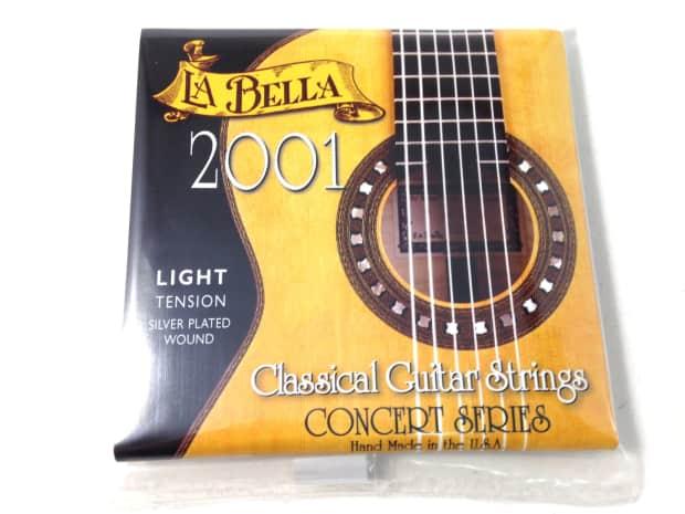 la bella guitar strings light tension silver plated wound reverb. Black Bedroom Furniture Sets. Home Design Ideas