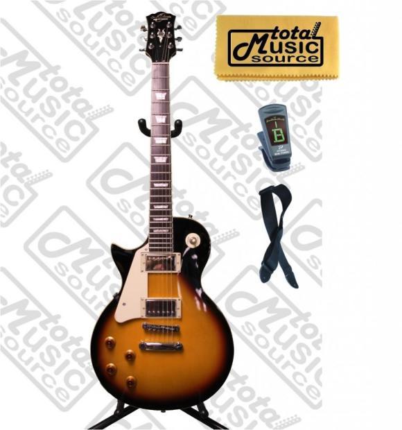 oscar schmidt by washburn left hand lp style electric guitar sunburst comp oe20tslh reverb. Black Bedroom Furniture Sets. Home Design Ideas