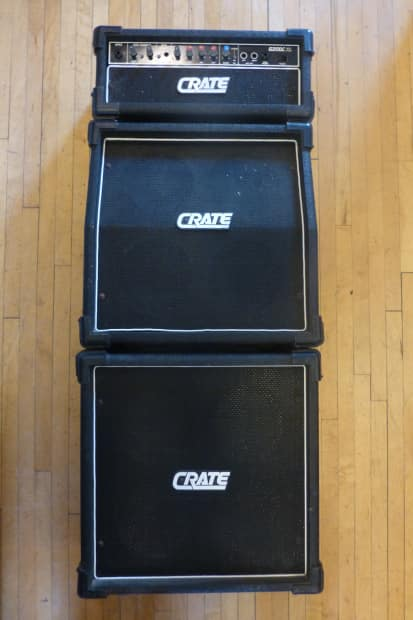 crate g 200c xl 1990 39 s 20 watts reverb. Black Bedroom Furniture Sets. Home Design Ideas