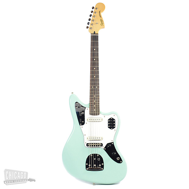 squier vintage modified jaguar surf green reverb. Cars Review. Best American Auto & Cars Review