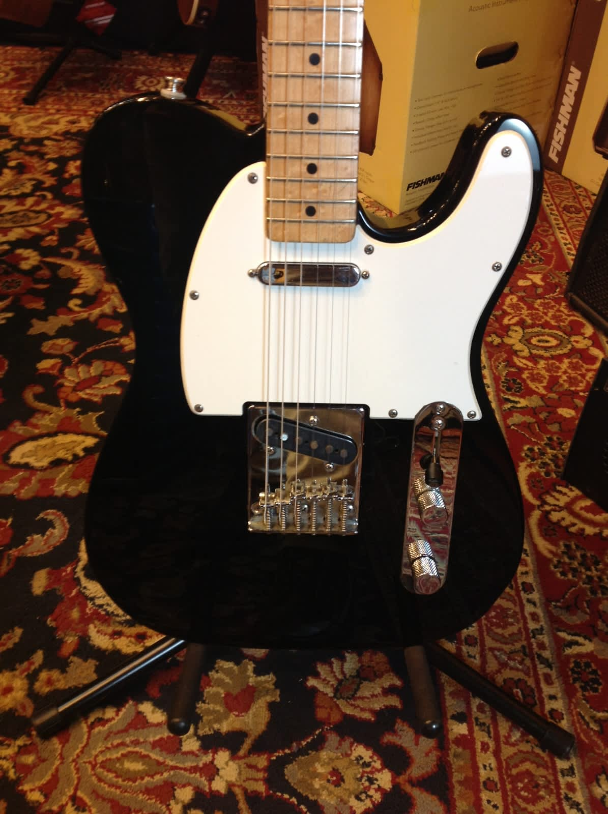dating my mexican telecaster