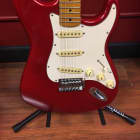 Sx EGSX1000 Candy Apple Red Electric Guitar image