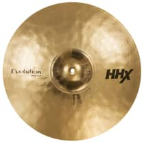 "Sabian 21"" HHX Evolution Ride 2010s Brilliant image"