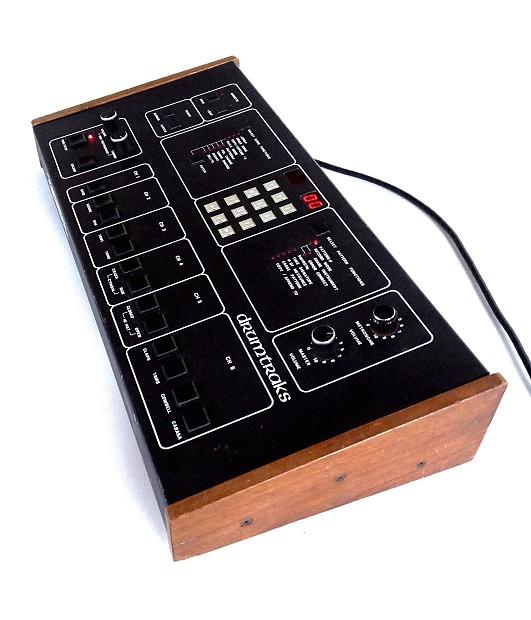 vintage sequential circuits drumtraks zif linn dmx emu kawai reverb. Black Bedroom Furniture Sets. Home Design Ideas