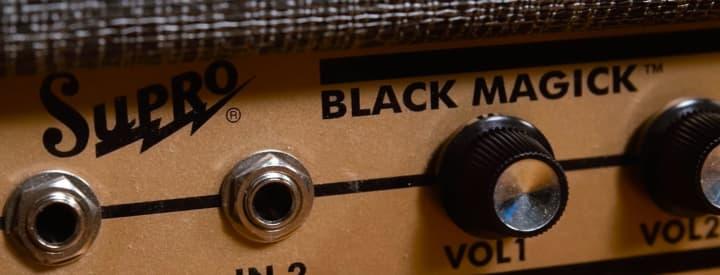 Video: Supro 1695T Black Magick Combo Amp