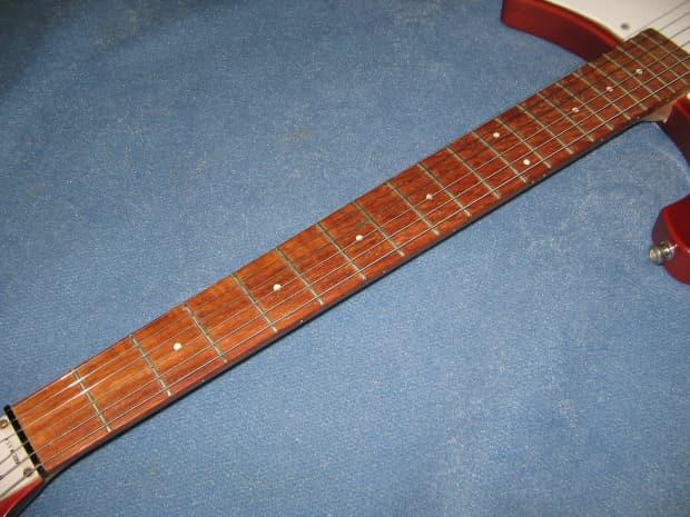 Rickenbacker vintage reissue guitar case