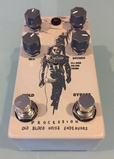 Old Blood Noise Endeavors Procession, mint+swag+box, free Priority shipping image