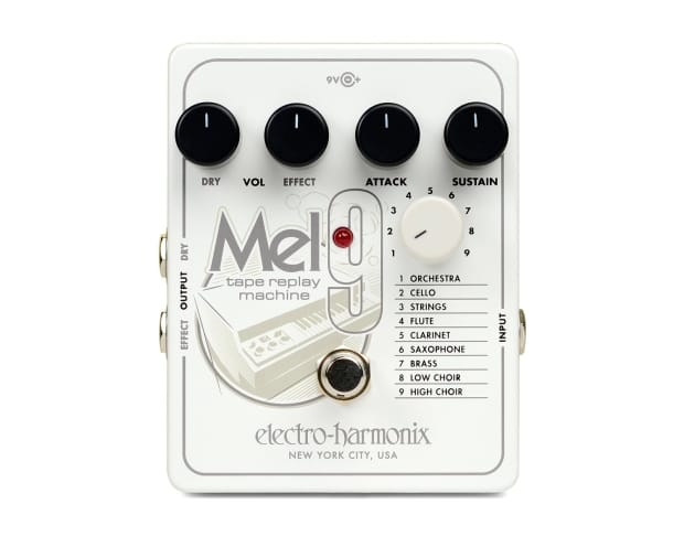 electro harmonix mel9 replay machine