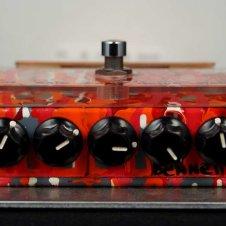 Zvex Fuzz Probe 2006 Cherry Stripes image